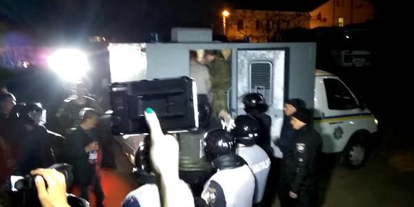 Еще один зачинщик бойни в Полтаве задержан и … отпущен