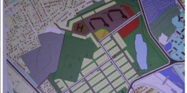 Микрорайон «Озерный» поделят с учетом пожеланий общественности