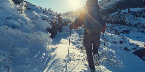Кременчужанина нашли в горах живым и невредимым
