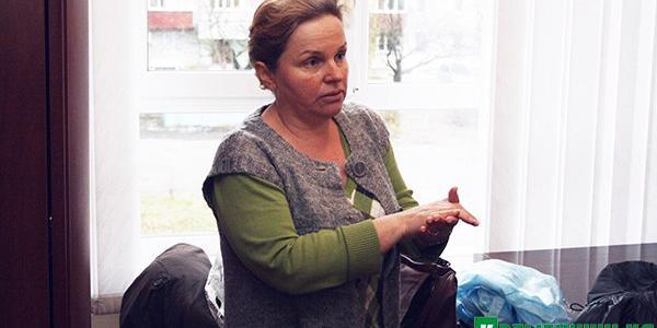 В Кременчуге депутат Сидерка подала в суд на директора лицея №11 Быкову за клевету