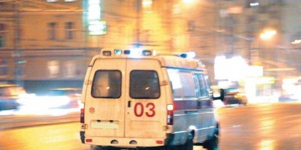 Сразу четверо детей доставили в детскую больницу