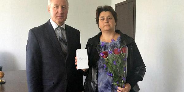 Кременчужанка перемогла у акції «Смартфон за комуналку у Приват24»
