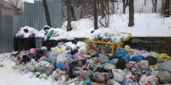 Полтавщина вошла в рейтинг самых пассивных регионов в уборке мусора