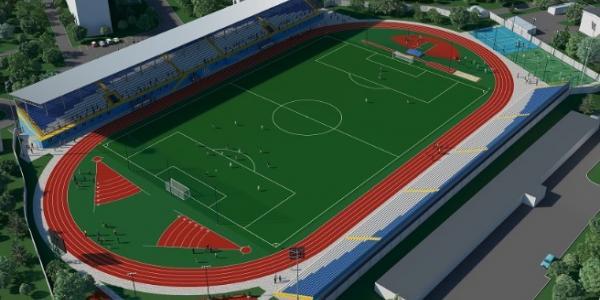 Стадион Дормаш обещают обновить за 40 миллионов