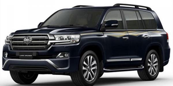 В Кременчуге нашли разыскиваемую Toyota Prado