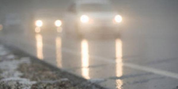 В Кременчуге меняется погода – приближается туман и зимний дождь
