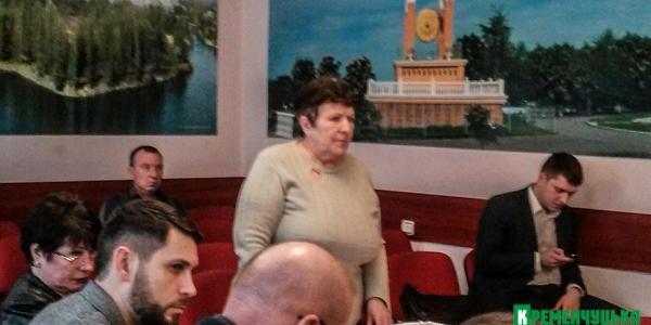 Попало всем: как кременчугская активистка Коновалова срамила кременчугских депутатов
