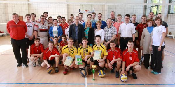 У Кременчуці пройшов перший турнір з волейболу серед студентської молоді