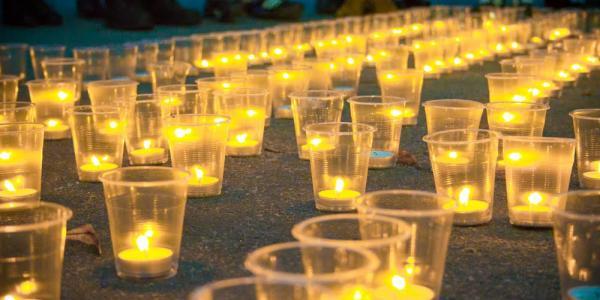 Кременчужанам предлагают зажечь свечи памяти