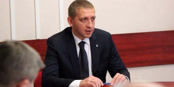 Малецкий считает, что рынок «Аврора» – самый худший рынок Кременчуга