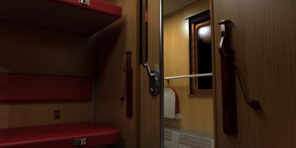 Военныйиз Полтавской области застрелился в поезде