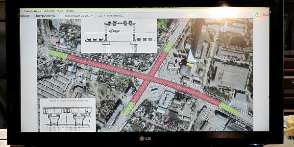 На Полтавщине должна появиться двухуровневая развязка автодороги Полтава-Александрия