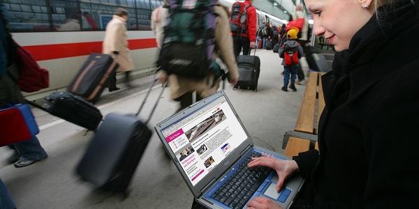 На железнодорожном вокзале Кременчуга вскоре появится бесплатный Wi-Fi