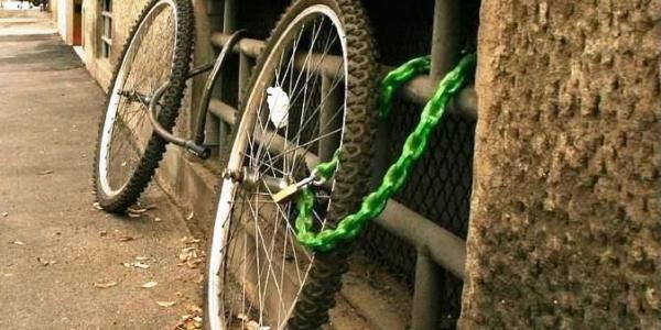 В Кременчуге воруют велосипеды