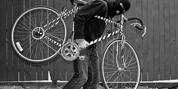 У кременчужан за сутки украли велосипед, детскую коляску и дрель