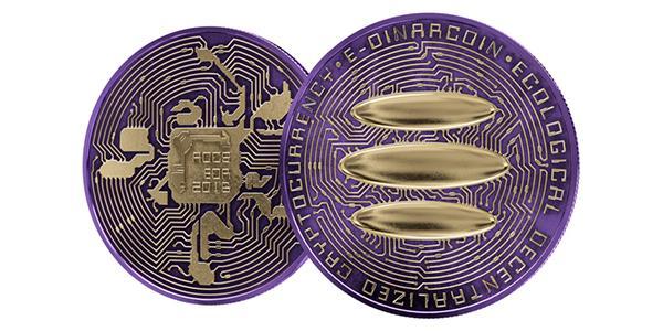 Криптовалюта E-Dinar Coin легализована Европейским апелляционным административным судом