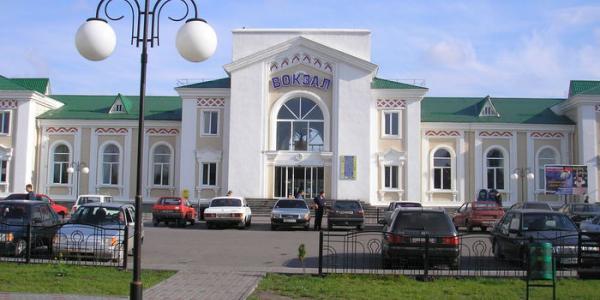 Сегодня в первый рейс отправился быстрый региональный поезд на Киев