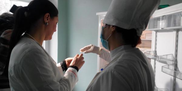 Кременчуг получил половину нужного количества вакцины от кори - болезни, которой нужно бояться