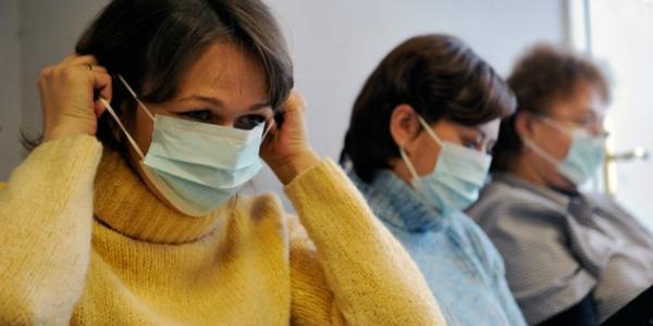 Грипп подбирается к Кременчугу: в Горишних Плавнях первый случай гриппа зарегистрирован у медработника