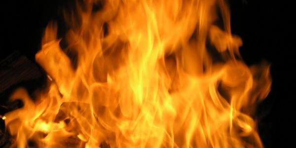 14 серпня на шести відкритих територіях області горіли площі сухої трави та сталося до десятка загорань у приватних домоволодіннях.