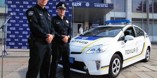 У Кременчуці знову продовжили набір до патрульної поліції