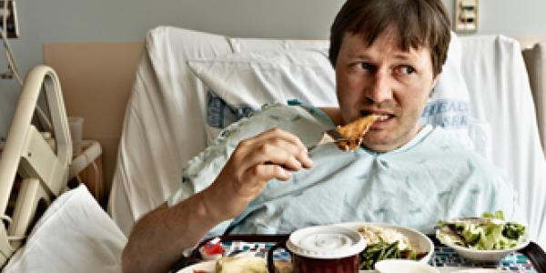 Тендер на питание пациентов в больницах Кременчуга горздрав проводить не может, но власть «продавливает» этот вопрос