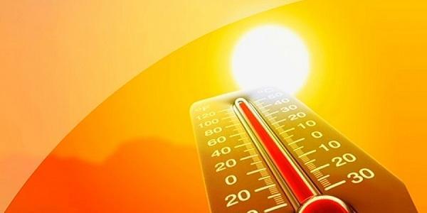 Третьего августа температура воздуха превысит отметку +34°С.