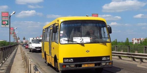 Мэрия готовится расторгнуть договор на перевозку пассажиров с фирмой «Аделла» и запустить на маршрут «Артсклады-Раковка» АТП -15307