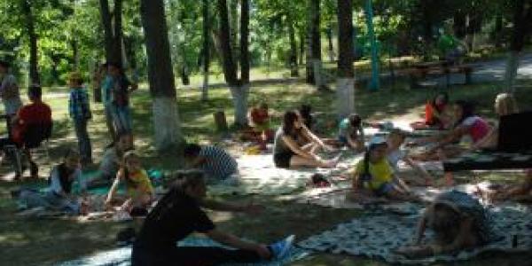 У позаміських таборах Кременчука оздоровлять 340 спортсменів