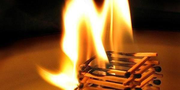 На Ревівці тушили пожежу у приватному домоволодінні