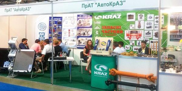 Підприємства групи КрАЗ працюють над збільшенням продажів запчастин