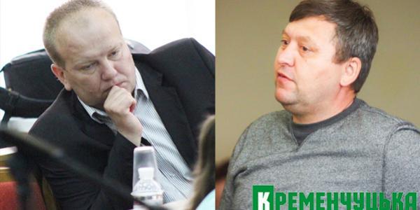 Отакої:постраждалий активіст Харченко і його кривдник депутат Головач об'єдналися проти підвищення тарифів у Кременчуці