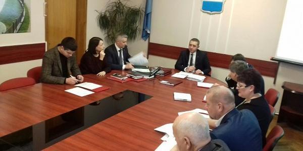 На засіданні міськвиконкому визначили доцільність придбання будівлі «Укрсоцбанку»