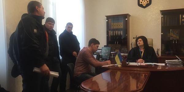 Автозаводской райсуд Кременчуга начал слушать дело против активиста Леонида Харченко
