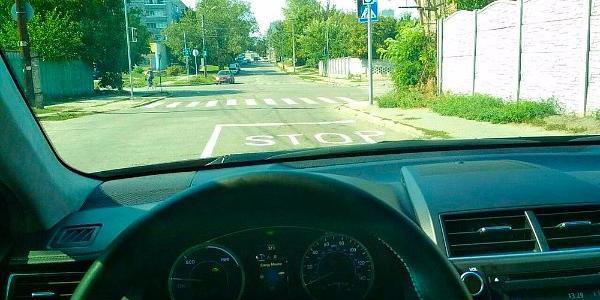 На перекрестке улиц Чкалова и Европейской наконец-то появился светофор