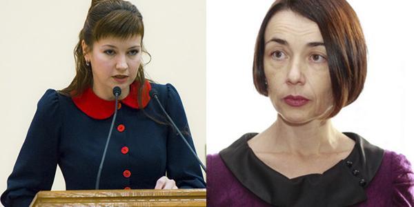Піддубна запитала віце-мера Усанову: чи готова вона жити на зарплату вчителя?