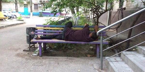 Де сплять кременчужани напідпитку