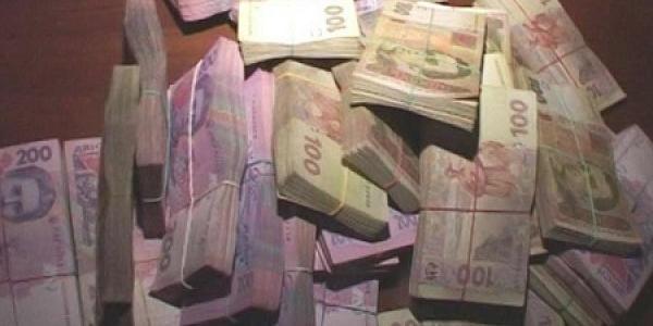 У Кременчуці податкова викрила конвертаційний центр з обігом у 70 мільйонів гривень