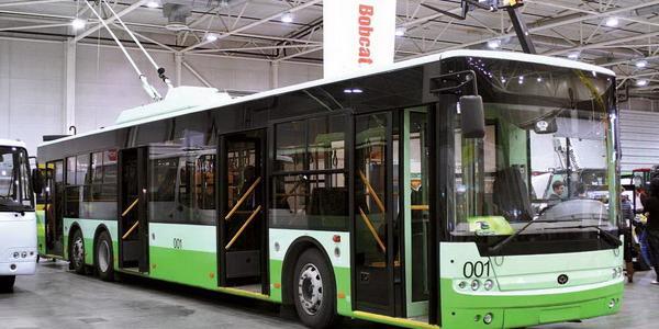Онлайн: презентация проекта по закупке новых троллейбусов Кременчугу за средства Евробанка