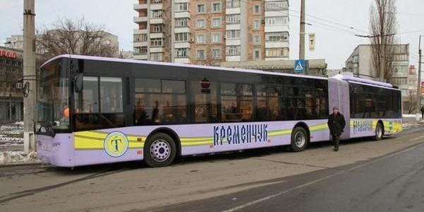 У кременчугских троллейбусов будет свое депо на правобережье Кременчуга