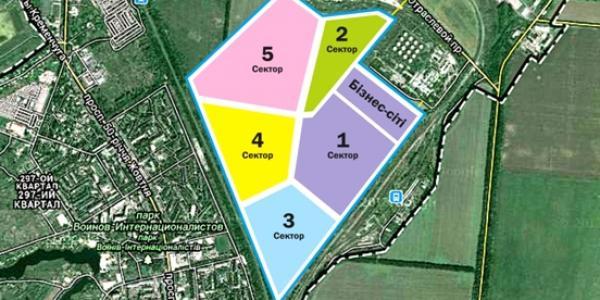 В Кременчуцькій мерії визначились зі схемою зонування території Індустріального парку, де передбачено … авторинок