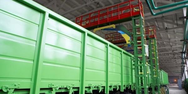 Главный железнодорожник Украины анонсирует закупку одной тысячи грузовых вагонов.