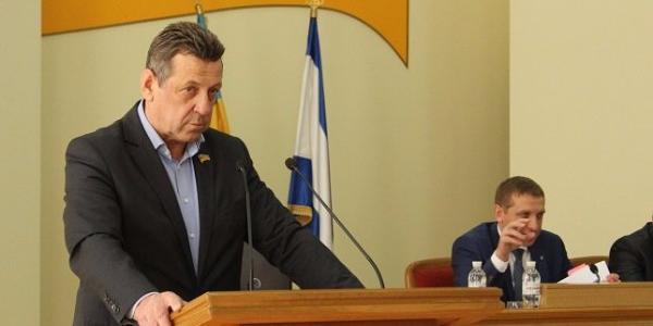 Таценюк подставил Малецкого: мэрия бездействует и полиция тоже