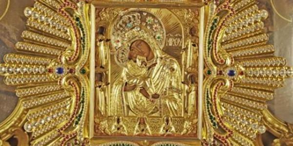 В Кременчук привезуть Почаївську ікону Божої Матері