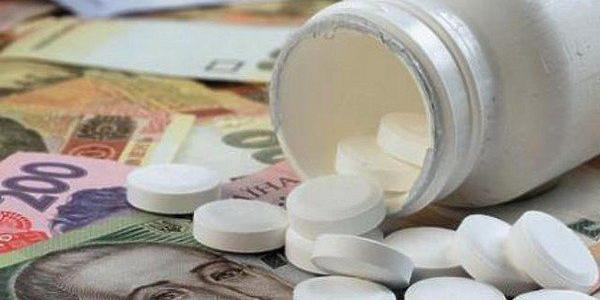 Для потреб кременчужан міськрада виділить майже 2,5 мільйони гривень на ліки