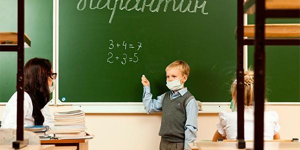 Кременчугские педиатры прогнозируют: карантин в школах снова может повториться через пару недель