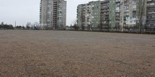 Не в Кременчуці: у Горішніх Плавнях будують стадіон за 10,5 мільйонів