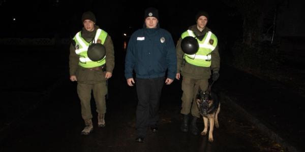 У Новорічну ніч Кременчук патрулюватиме купа правоохоронців
