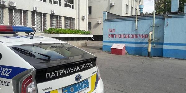 Кременчуцька поліція перевіряє повідомлення про вибуховий пристрій у центрі міста (доповнюється)