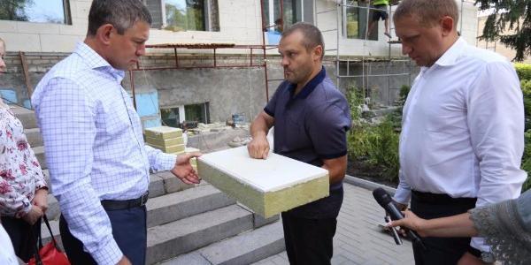 Нардеп Шаповалов, знову як весільний генерал, їздить лише по «потрібним» об'єктам, оминаючи проблемні
